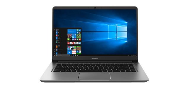 Huawei laptop Windows 10