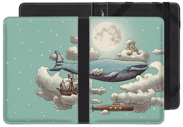 Kindle etui Ocean Meets Sky