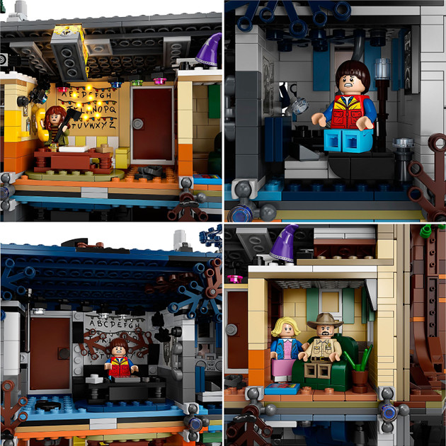 LEGO Stranger Things zoom