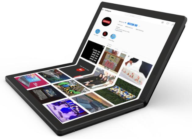Lenovo ThinkPad X1 foldable