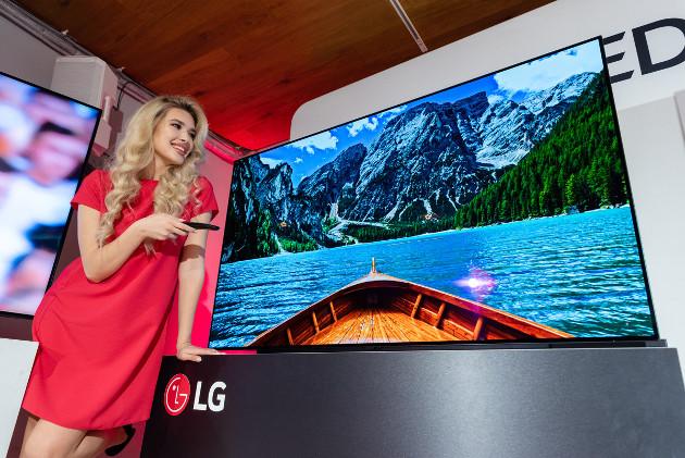 LG 2019 TV OLED