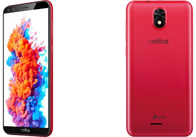 TP-Link Neffos C5 Plus smartfon