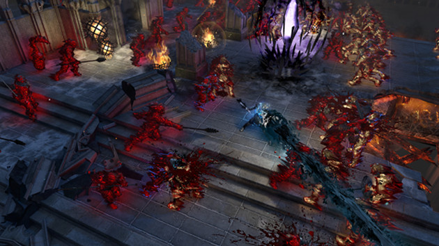 Path of Exile: Legion screen