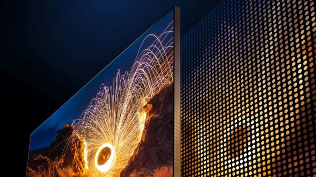 Samsung QLED Q90 podświetlenie