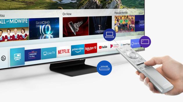 Samsung QLED Q90 Smart TV