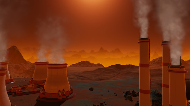 Surviving Mars: Green Planet screen 1