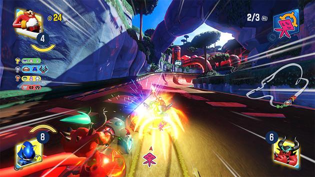 Team Sonic Racing screen 2