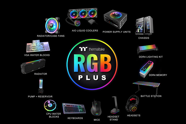 Thermaltake TT RGB Plus