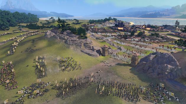 Total War: Three Kingdoms screen