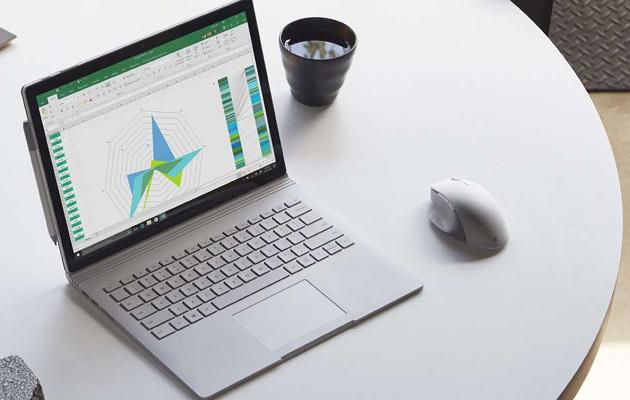 Windows 10 Excel