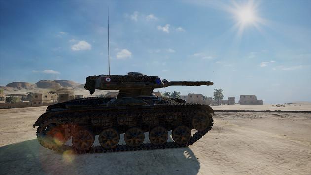 WoT 4.20 czołg