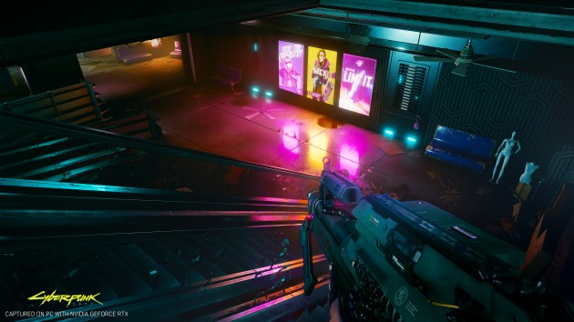 Cyberpunk 2077 ray tracing