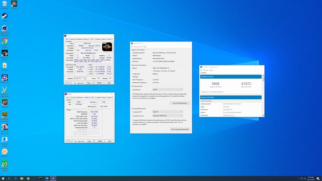 AMD Ryzen 9 3950X - Geekbench 4