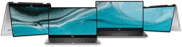Dell XPS 13 2-in-1 7390
