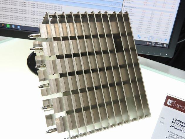 Noctua - pasywny cooler CPU