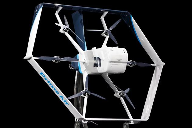 Amazon Prime Air dron
