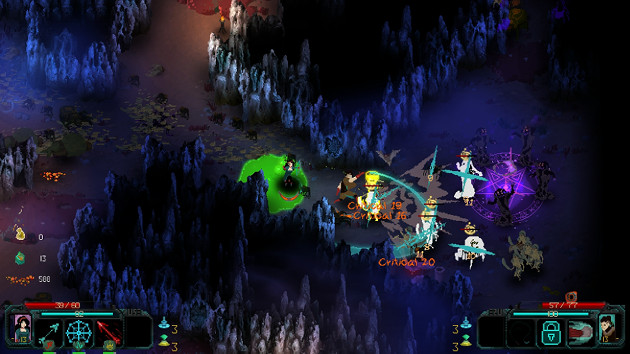 Children of Morta screen