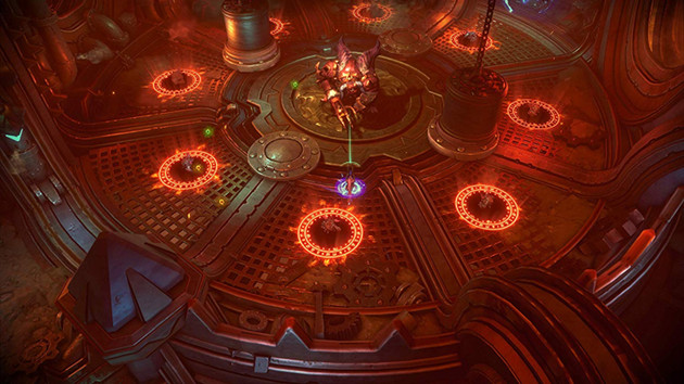 Darksiders Genesis screen 1