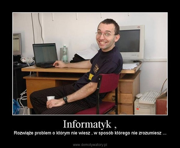 Informatyk demot
