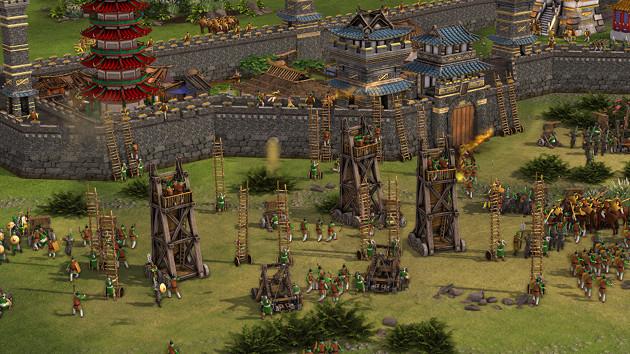 Twierdza: Władcy screenshot