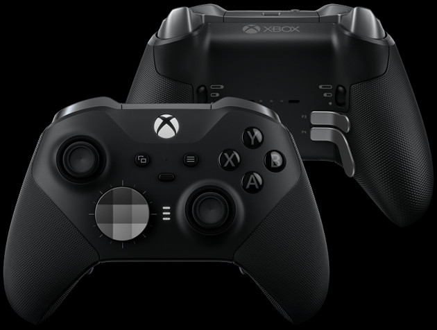Xbox Elite Wireless Controller Series 2 pad