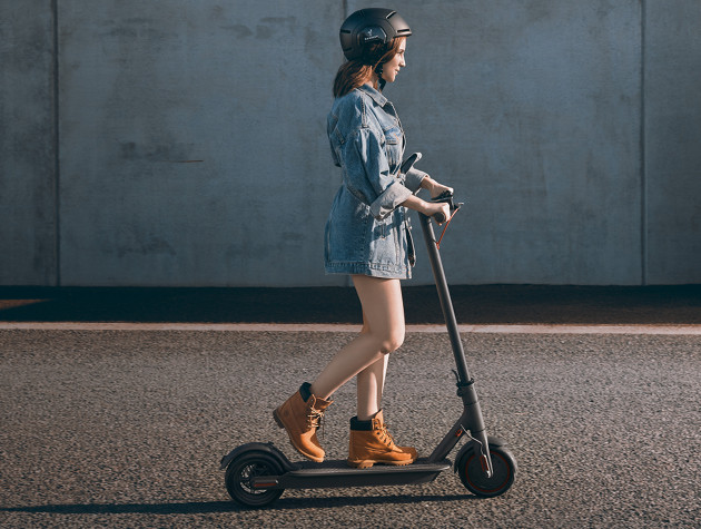 Xiaomi Mi Electric Scooter Pro jazda