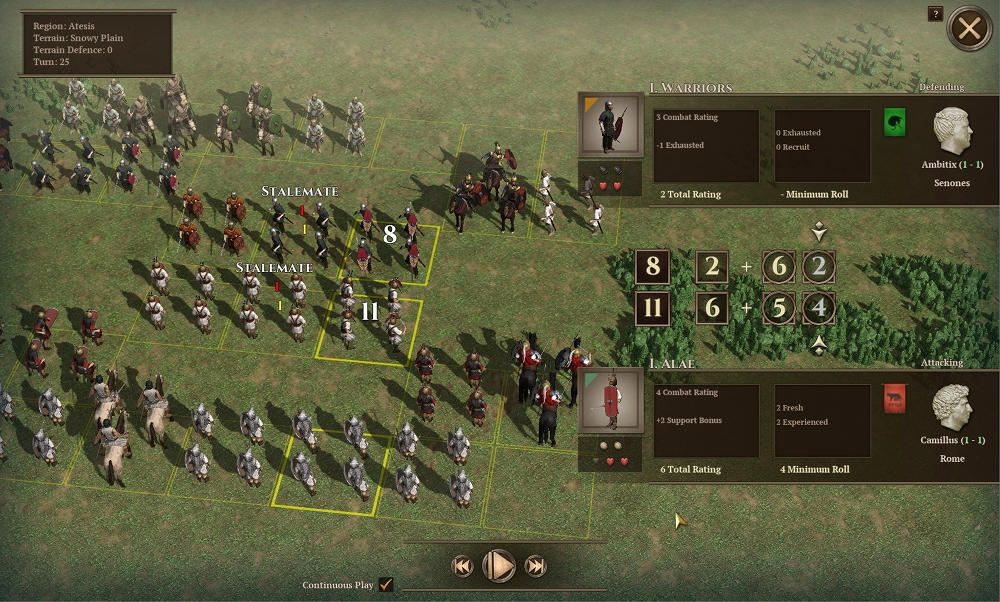 Field of Glory: Empires screen 2