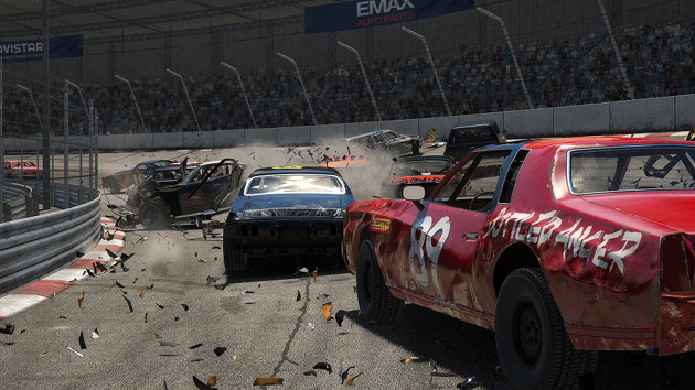 Wreckfest screen