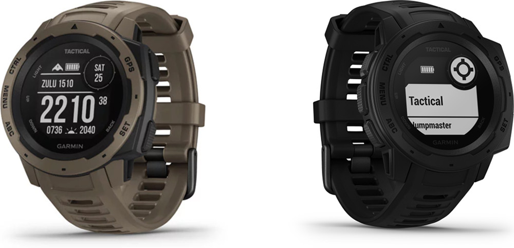 Garmin Instinct Tactical wygląd