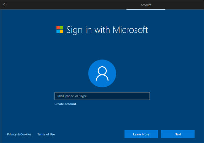 Windows 10 konto online informatyka bydgoszcz