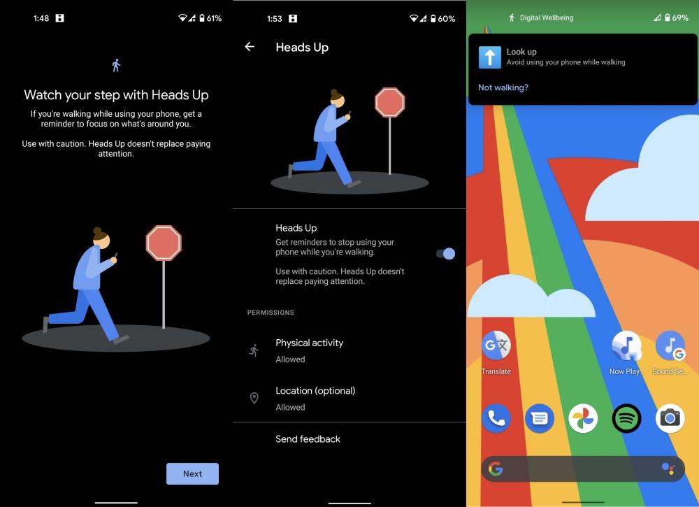 Aneh! Google Hadirkan Fitur Cegah Pengguna Android Tersandung