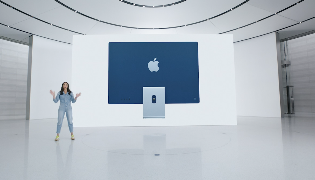 Apple iMac M1 (2021) oficjalnie zaprezentowany