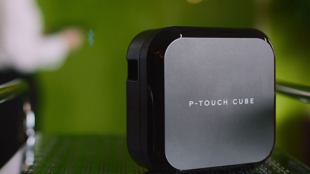 Brother P touch CUBE Plus