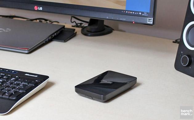 Dysk bezprzewodowy WiFi do smartfona