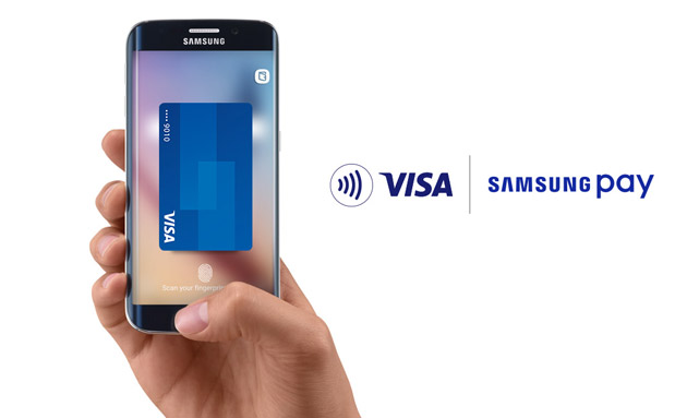 VISA Samsung Pay