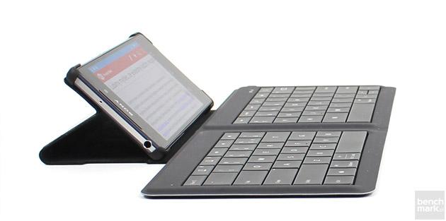 Samsrtfon z universal Foldable Keyboard