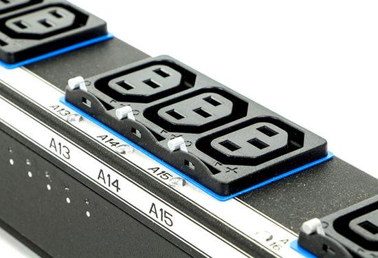 Eaton ePDU G3 - blokady eGrip