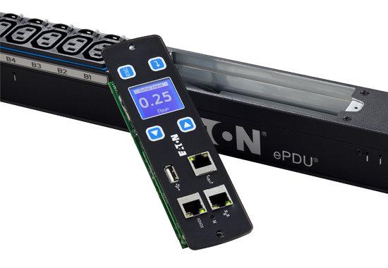 Listwa Eaton ePDU G3 - wyświetlacz LCD
