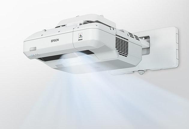 laserowy projektor ultrakrótkiego rzutu - EB-700U