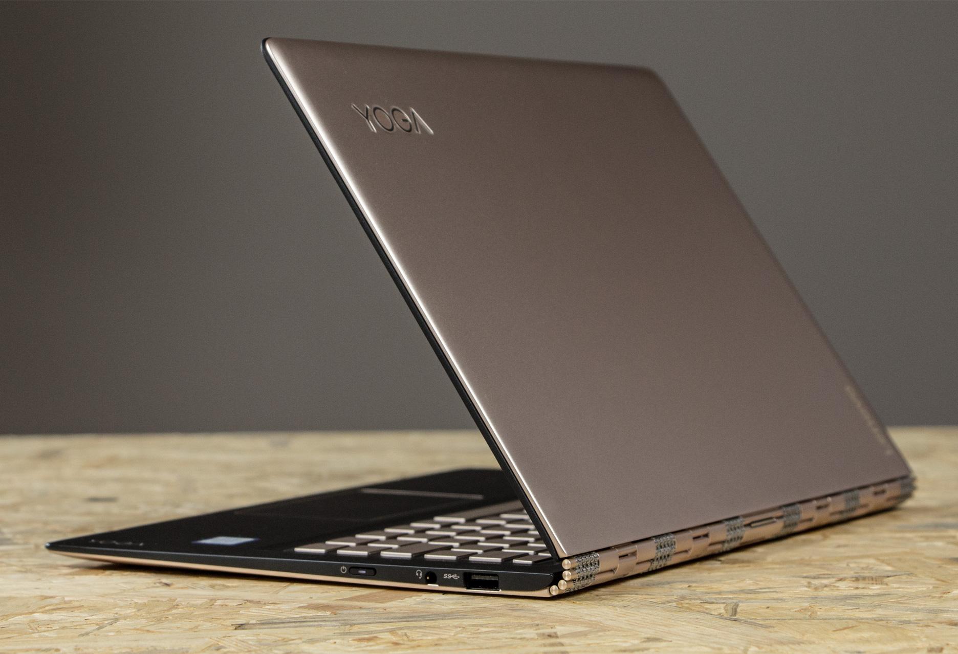 Lenovo Yoga 900s tył
