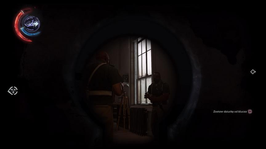 Dishonored 2 - przez dziurkę od klucza