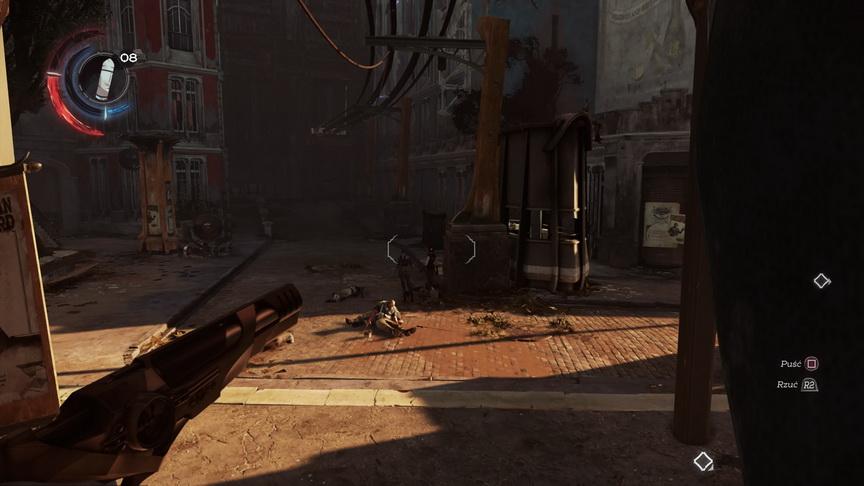 Dishonored 2 - zaczaić się i zabić