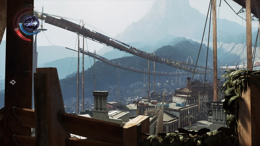 Dishonored 2 - malownicze lokacje