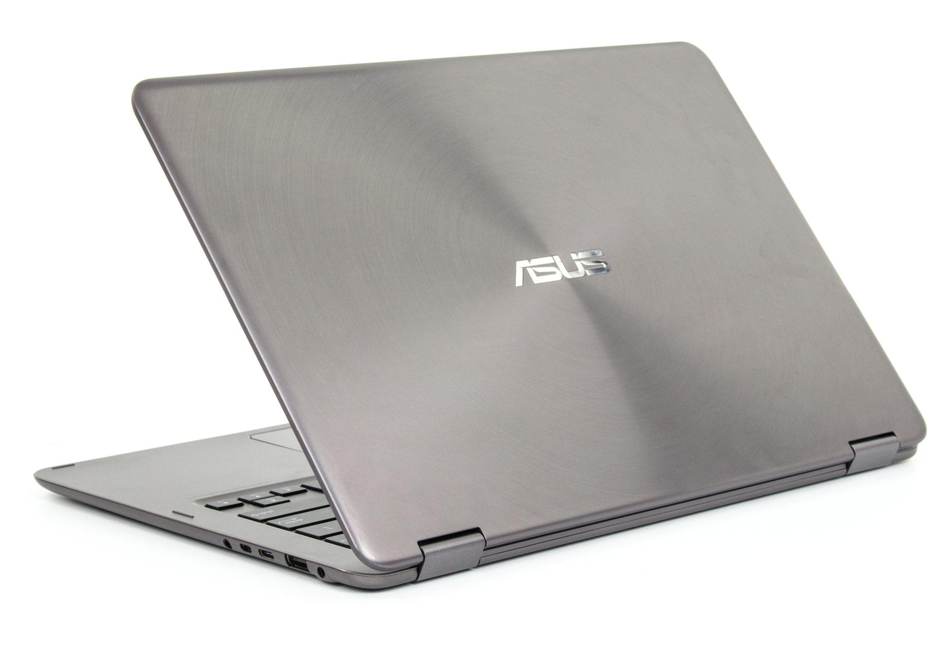 Asus Zenbook Flip UX360CA tył