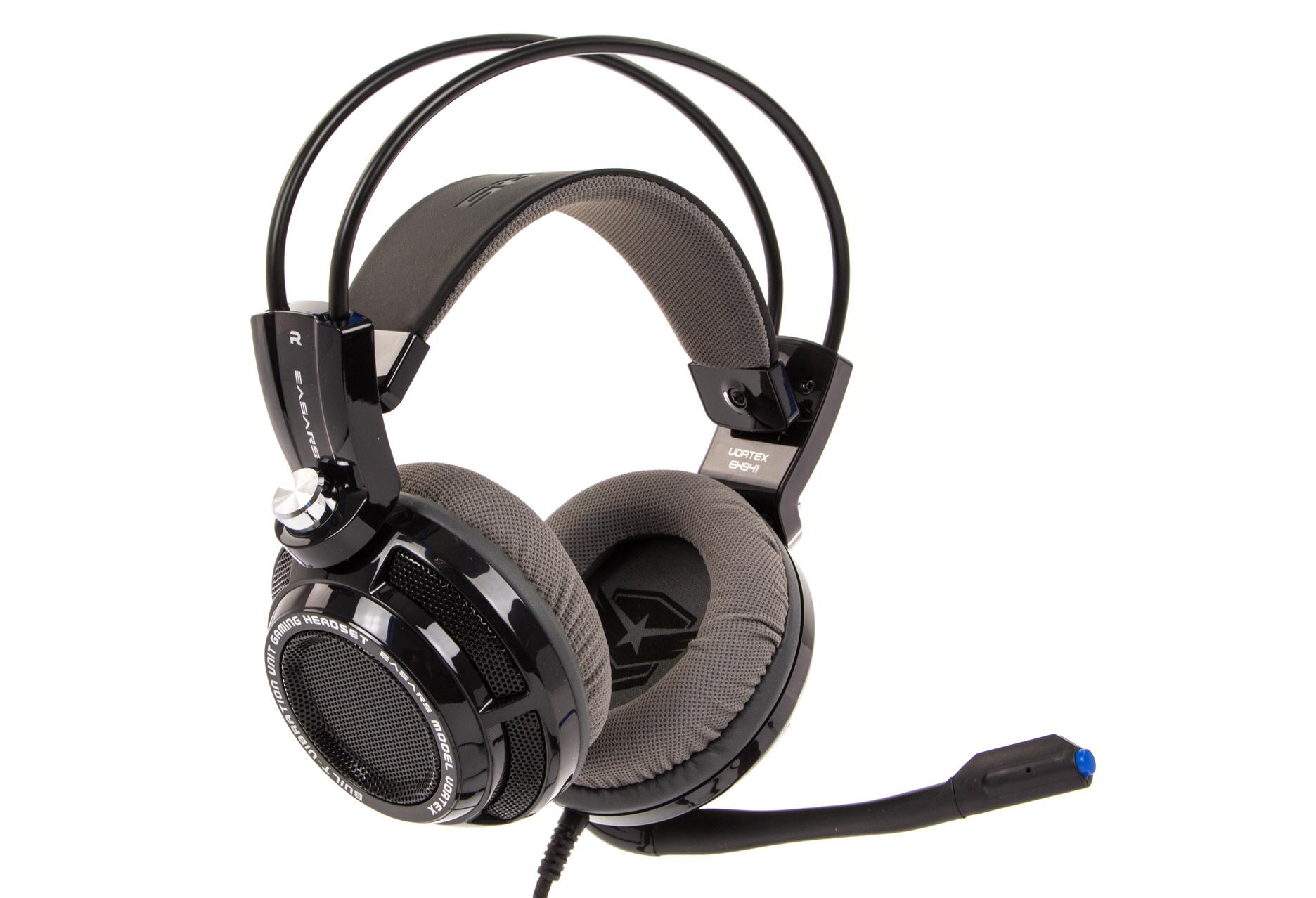 Easars Vortex 7.1 - słuchawki dla graczy