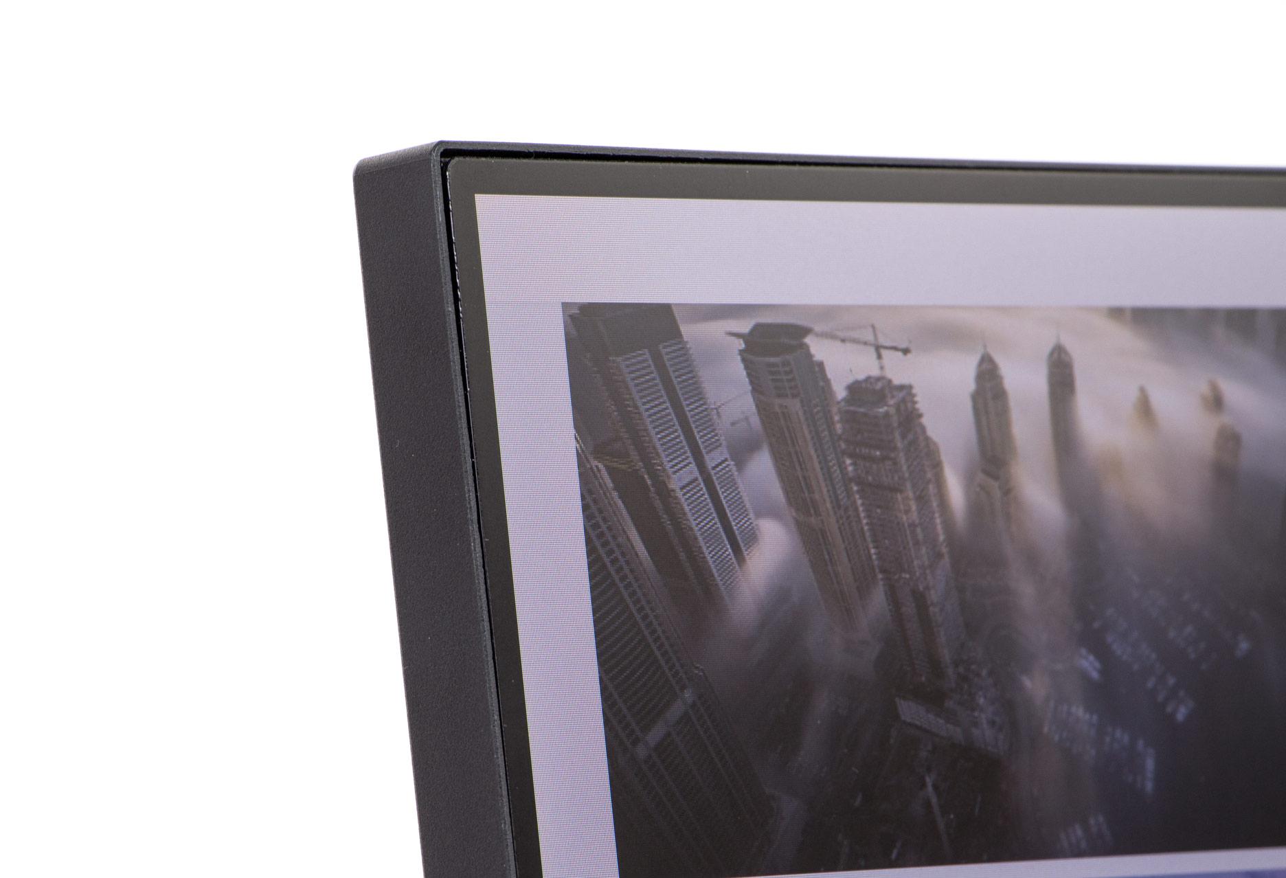 Eizo FlexScan EV2456 ramka wokół ekranu