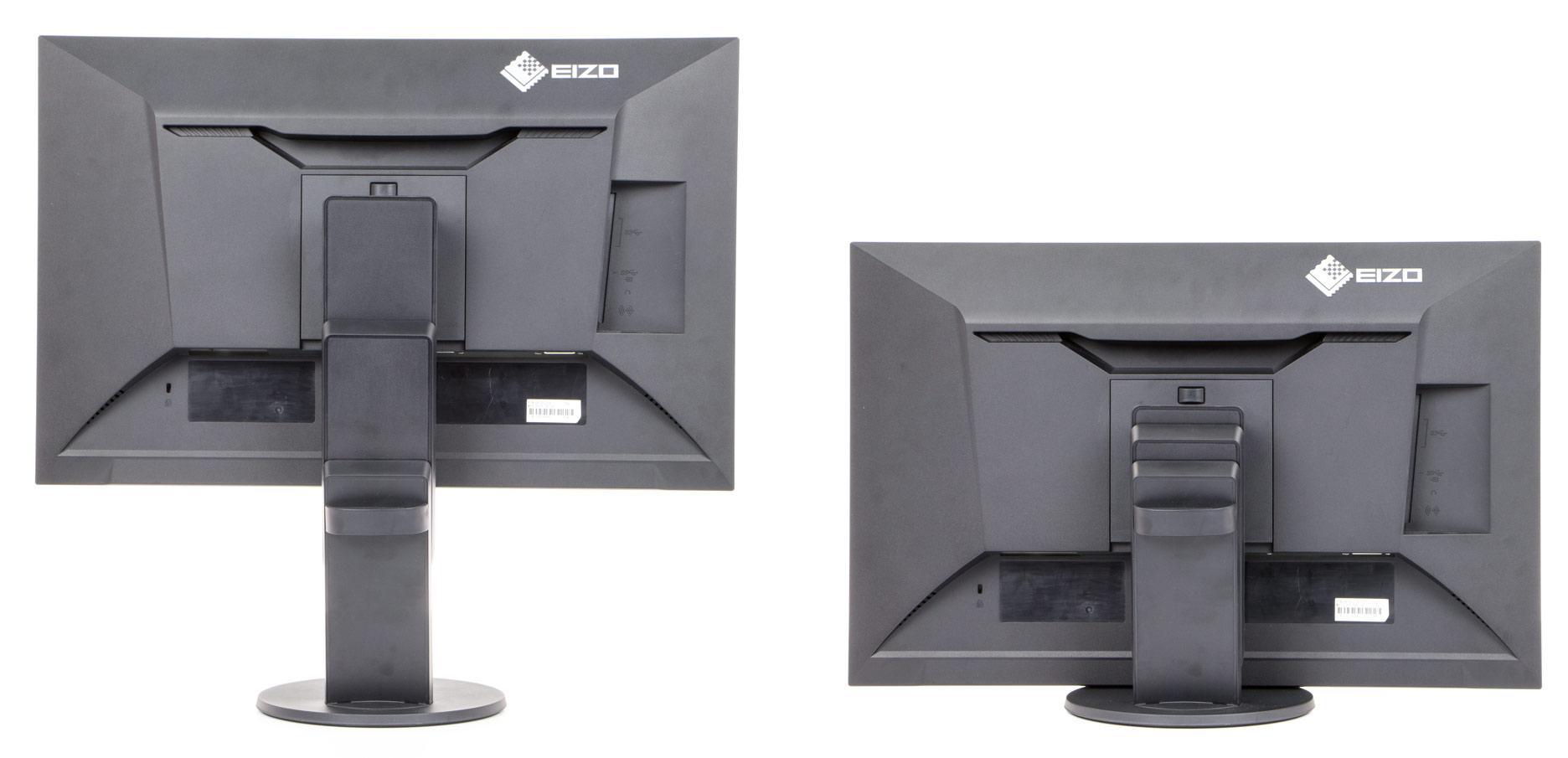 Eizo FlexScan EV2456 tył