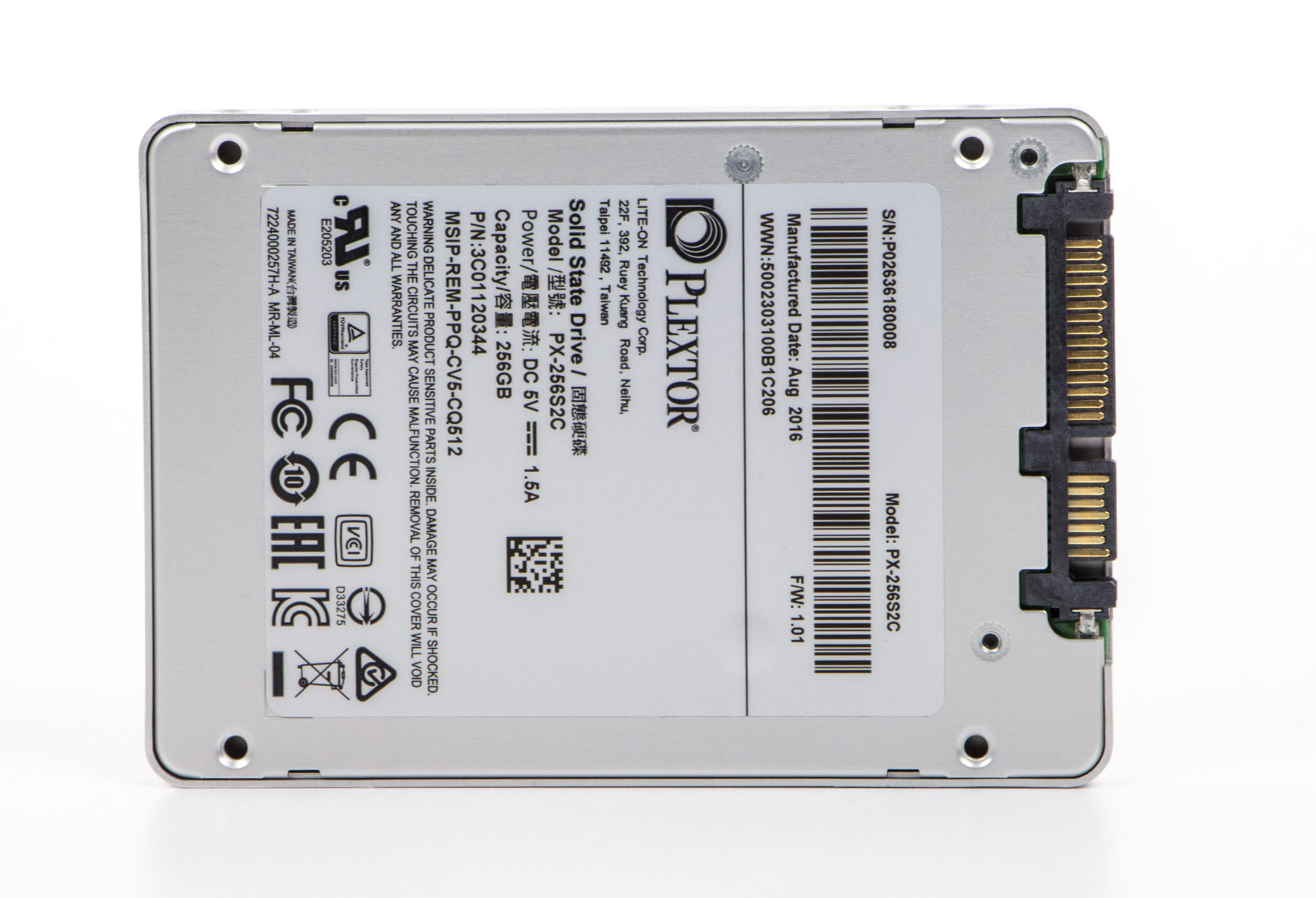 Plextor S2C 256 GB
