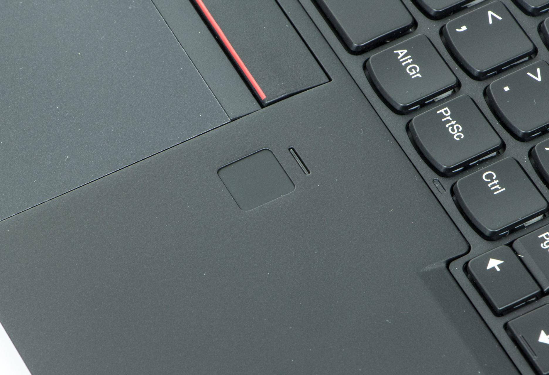 Lenovo ThinkPad T460s czytnik linii papilarnych