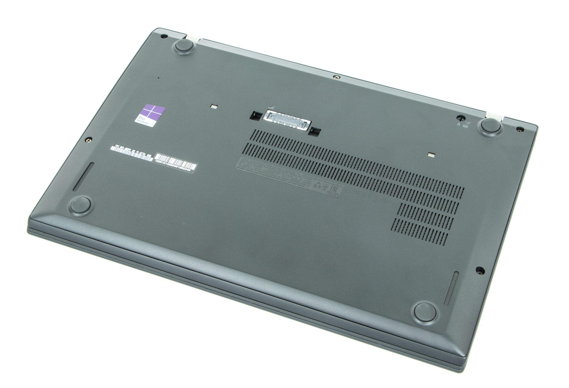 Lenovo ThinkPad T460s spód obudowy